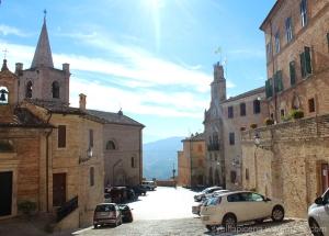 Centro storico di Montedinove