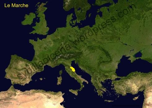 Le Marche in Europa