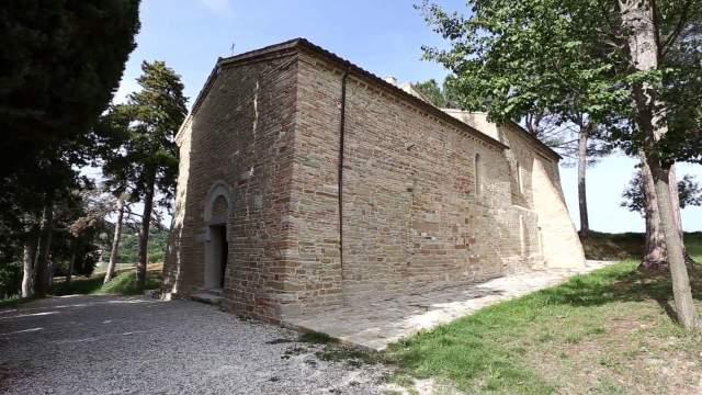 Chiesa di San Paolino, Falerone (foto di Gianluca Moscoloni