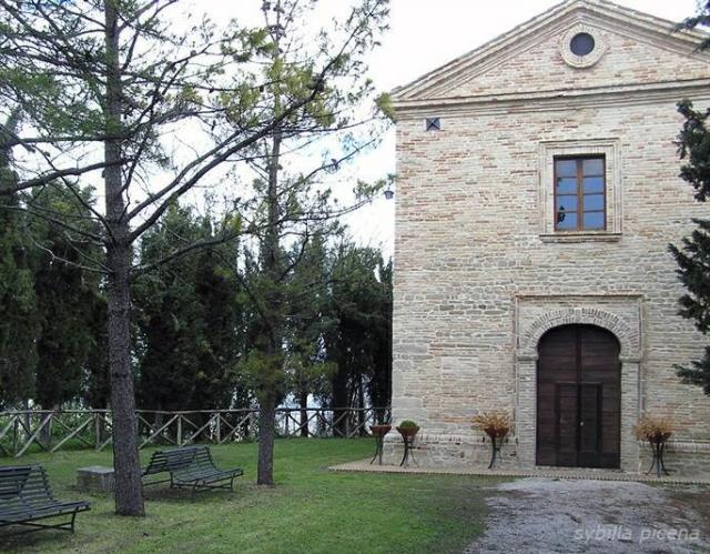 Sede del Museo archeologico di Monte Rinaldo